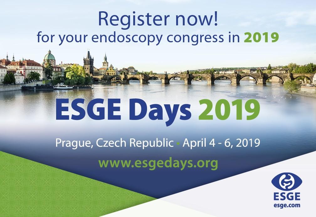 ESGE Days 2019